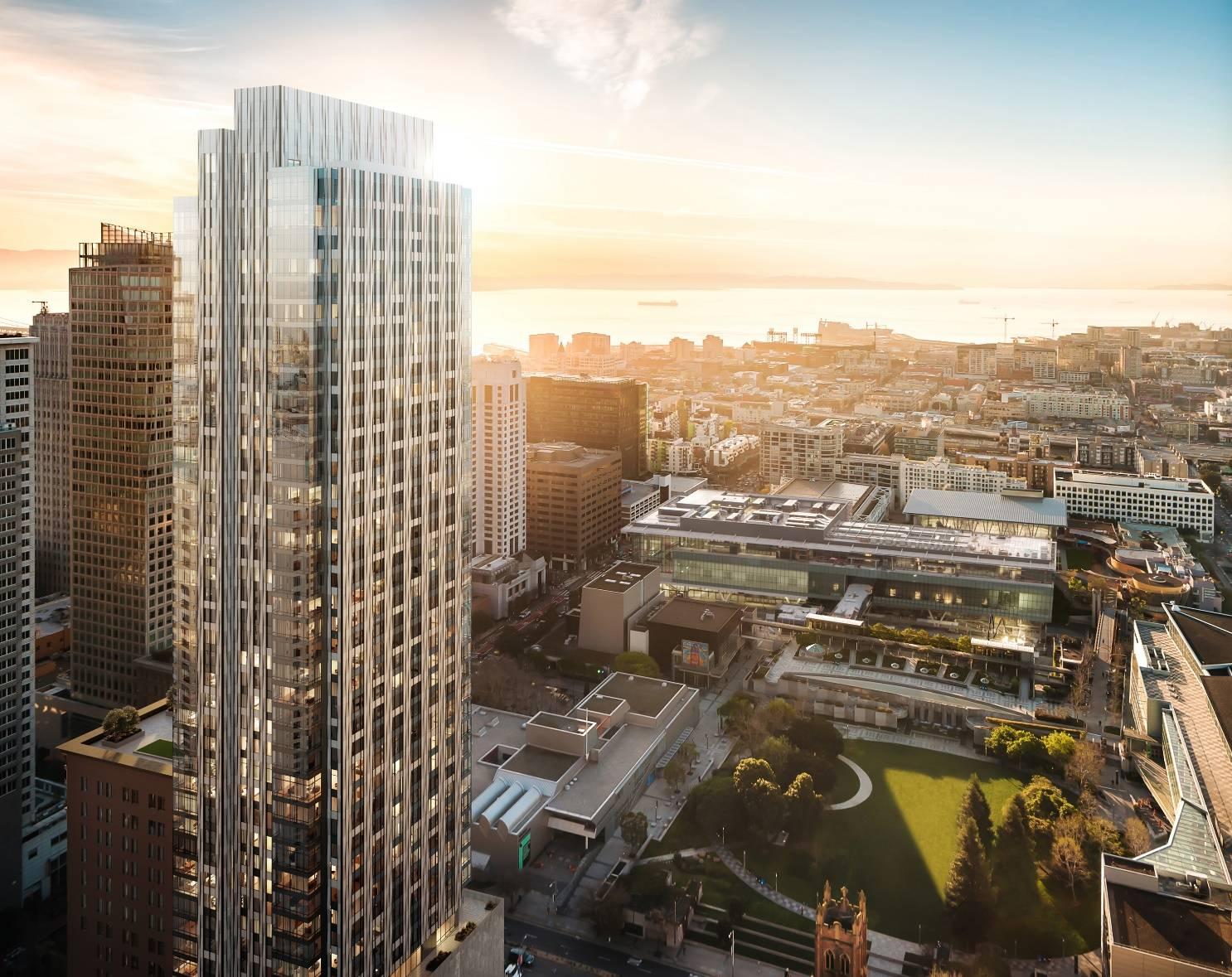旧金山Mission街706号四季酒店私人公寓betway全新数字体验