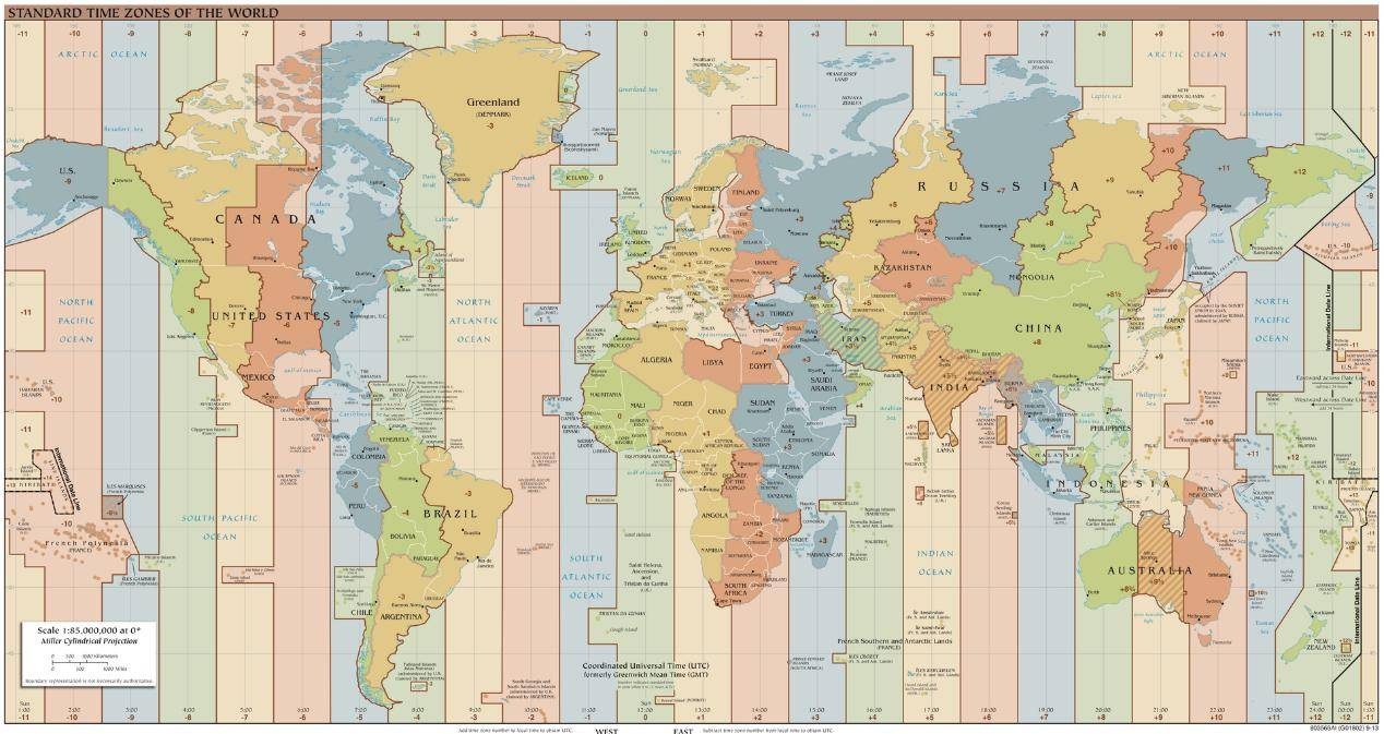 本初子午线在哪(本初子午线在地图哪里)