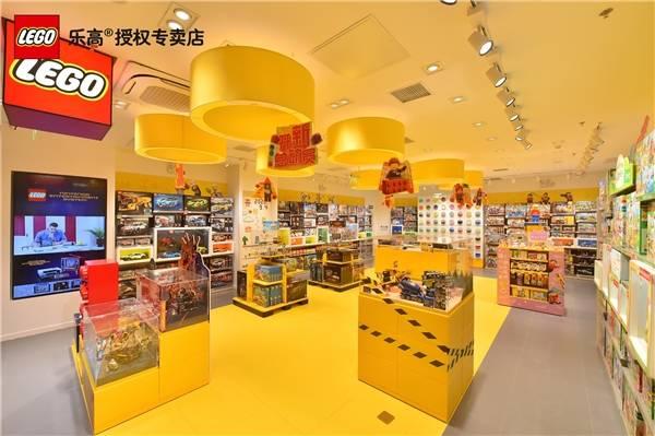 北京西直门凯德乐高授权专卖店盛大开业,带来沉浸式品牌体验