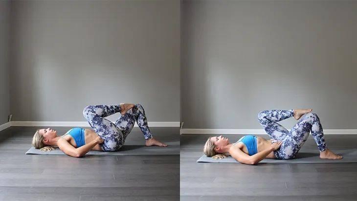 腹直肌分离恢复训练动作,什么是腹直肌分离插图(8)