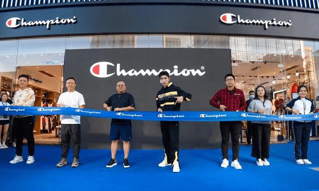 Champion成都官方旗舰店举行盛大开幕仪式——打造运动潮流新地标