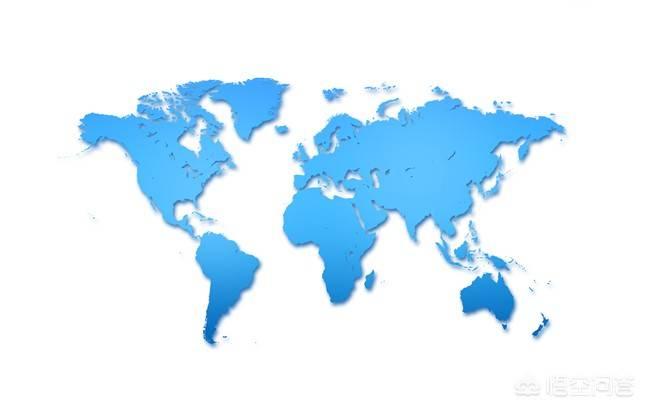 五大洲四大洋是哪些(七大洲为什么叫五大洲)