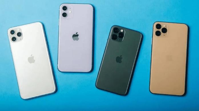 全球手机销量排名第一(终于超越三星成为第一)