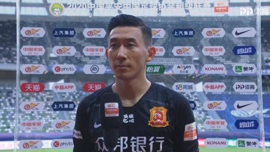 董春雨:卓尔队没能进前四争冠组,很对不起武汉球迷!