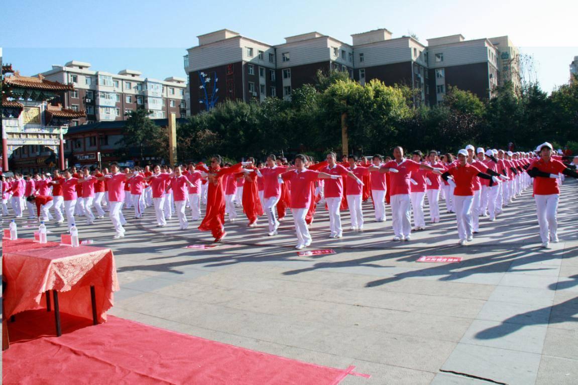 康姿百德——广场舞健身大赛取得圆满成功