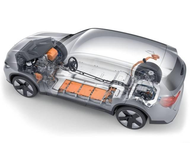 第五代BMW eDrive电力驱动技术 更长续航 更低能耗