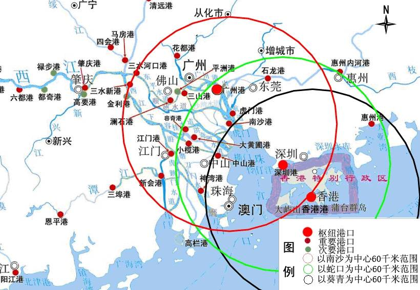 """除了上海,""""深广津青""""谁能跻身全球海洋中心城市插图(3)"""