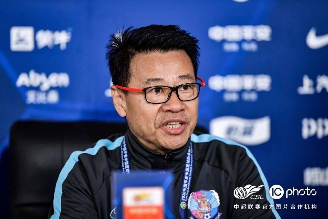 吴金贵:我们也想打漂亮足球 首回合战平也在计划中