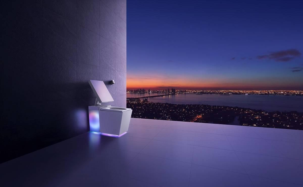 科勒发布全新纽密2.0智能座便器——声光触动全感官,引领智能新时代