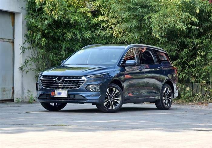预售8.98万起 五菱凯捷将于11月1日上市