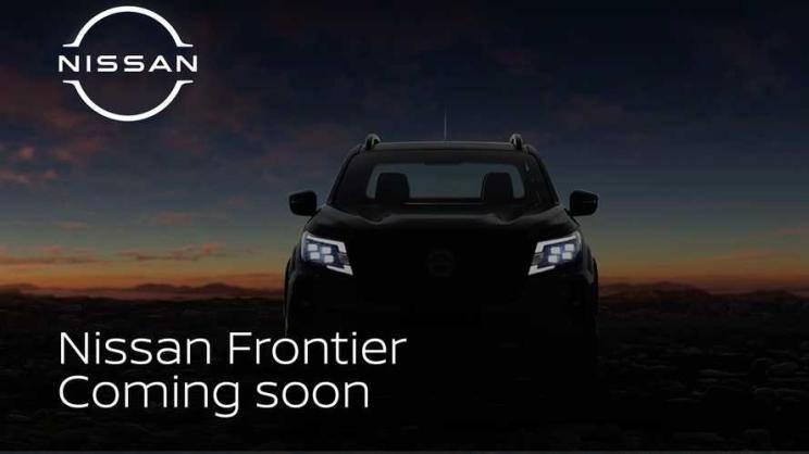 11月28日首发 新款日产Frontier预告图-XI全网