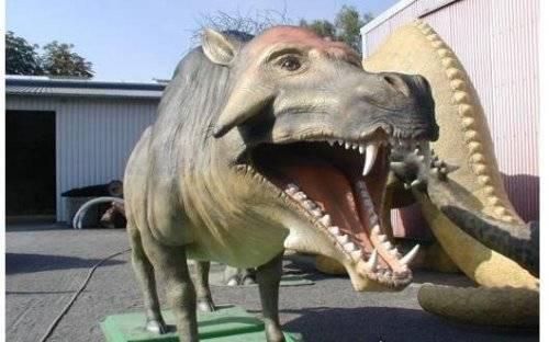 幸好这30种动物灭绝了 不然对人类是场灾难(史前30大猛兽) 网络快讯 第11张