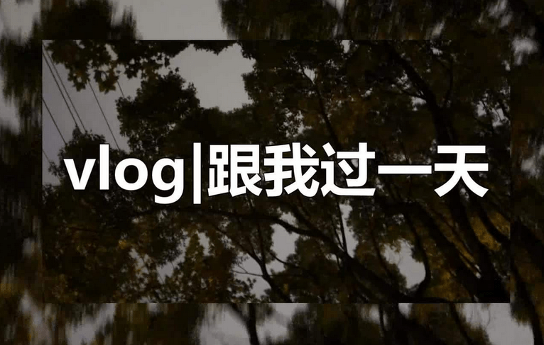 vlog是什么意思,vlog是用什么拍的? 网络快讯 第2张