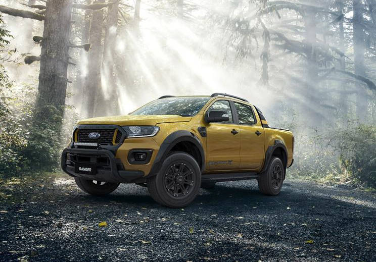 澳洲专属 新款Ranger Wildtrak X官图-XI全网