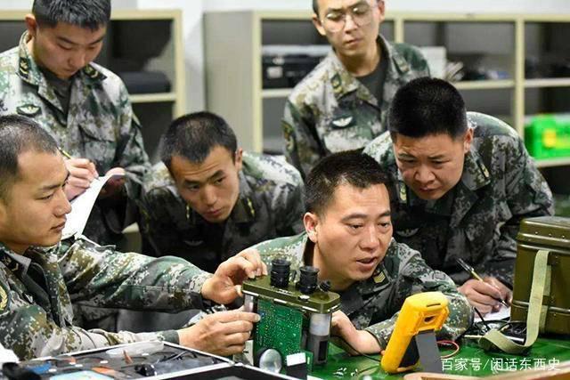 一级军士长什么级别?中国一级军士长是如何养成的? 网络快讯 第7张