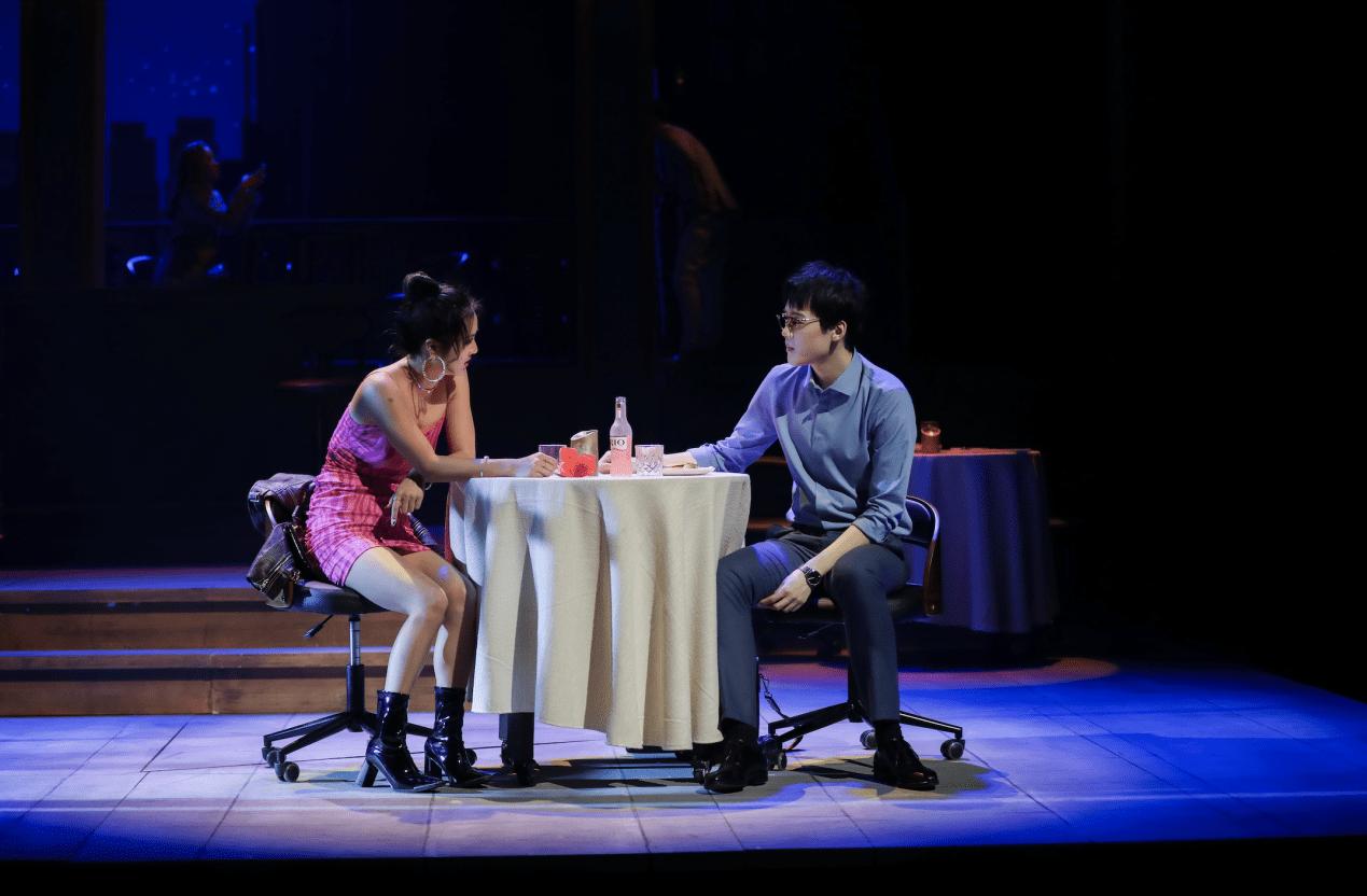 年度佳作 音乐剧《第一次约会》中文版终登陆上海! 引领冬日观剧新风潮