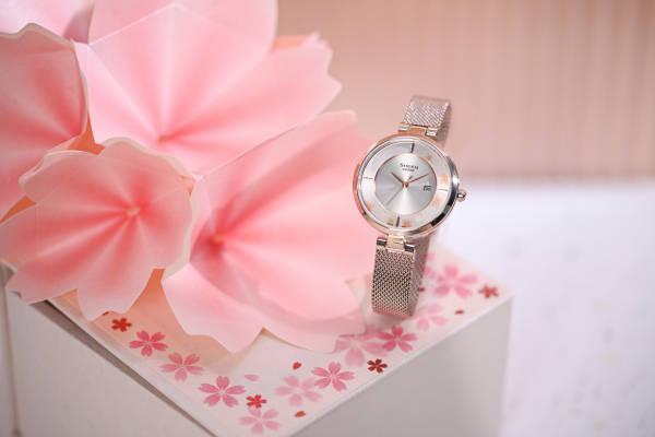 卡西欧SHEEN和风系列腕表上市 现代日式极简美学