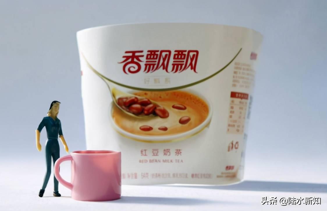 """作为冲泡奶茶的""""一哥""""香飘飘,今年它的日子似乎并不好过插图(2)"""