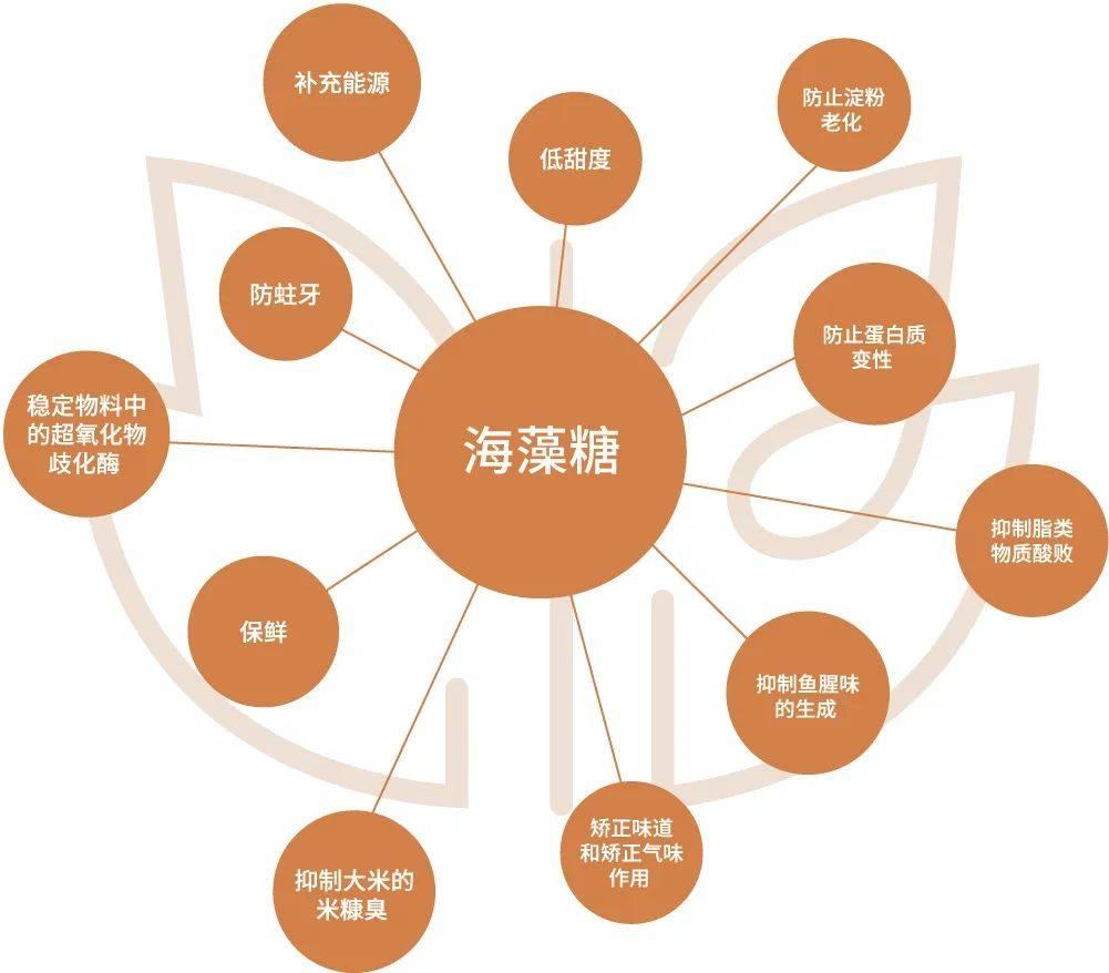 海藻糖是什么(海藻糖能吃吗)插图(5)