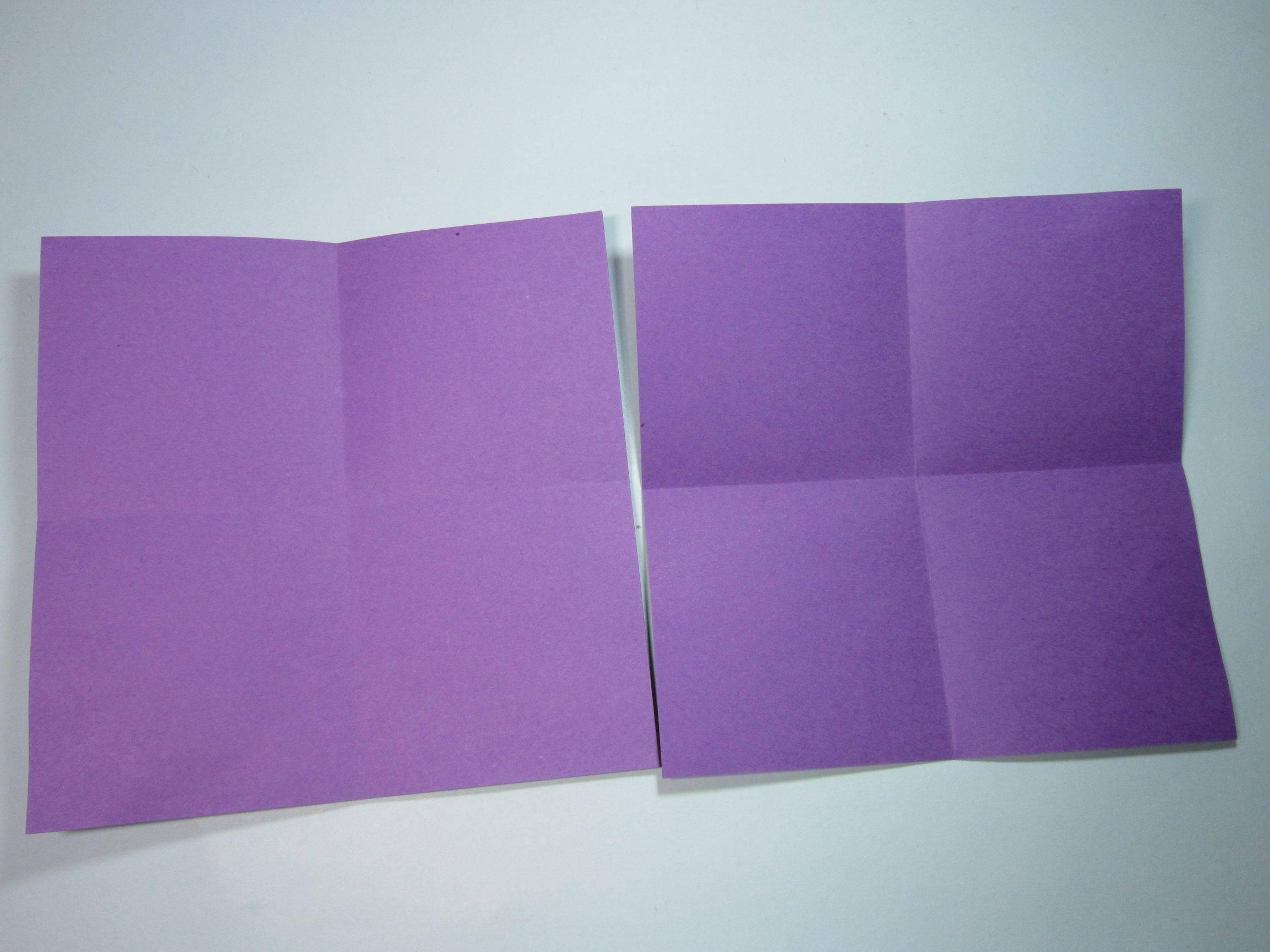 三角飞镖怎么折7步(简单飞镖的折法步骤图解)插图(1)
