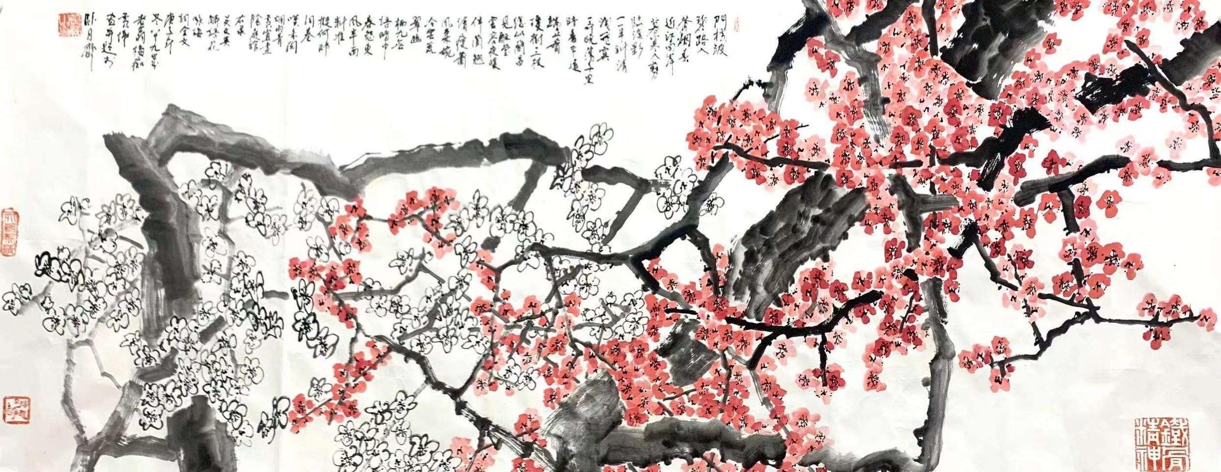 李苦禅大师弟子——90岁黄悌老师作品欣赏