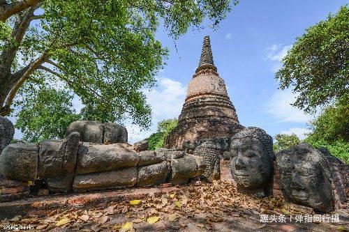 """泰国最辉煌的古都,历史古迹看点十足,曾因""""娱乐匮乏""""备受冷落"""