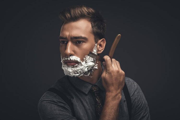 在2个时间点 尽量别刮胡子-家庭网