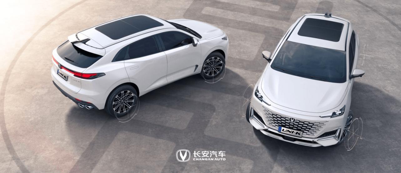 UNI-K的新车设计语言为中国品牌的智能互动树立了新的标杆