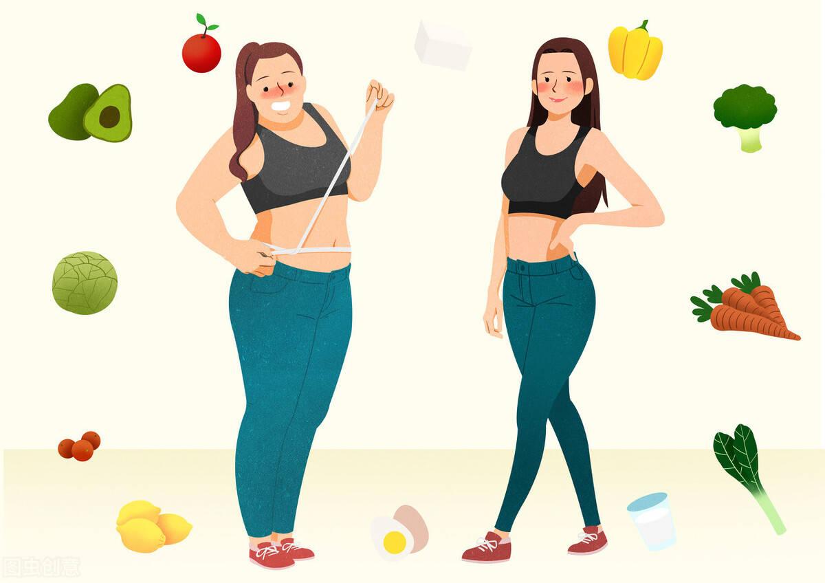 减肥为什么总瘦不下来?这几个减肥误区,你犯了几个?