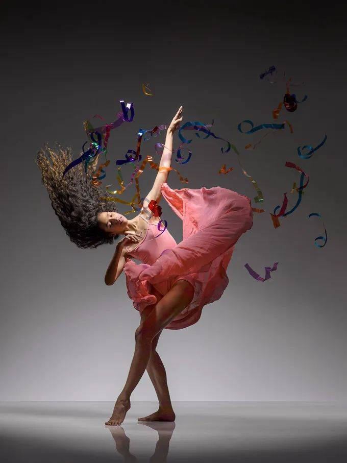 瞬间即是永恒!人体运动之美,美到无法抗拒!