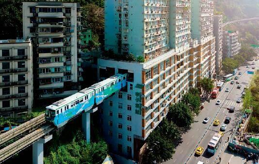 重庆,艺术让城市升级