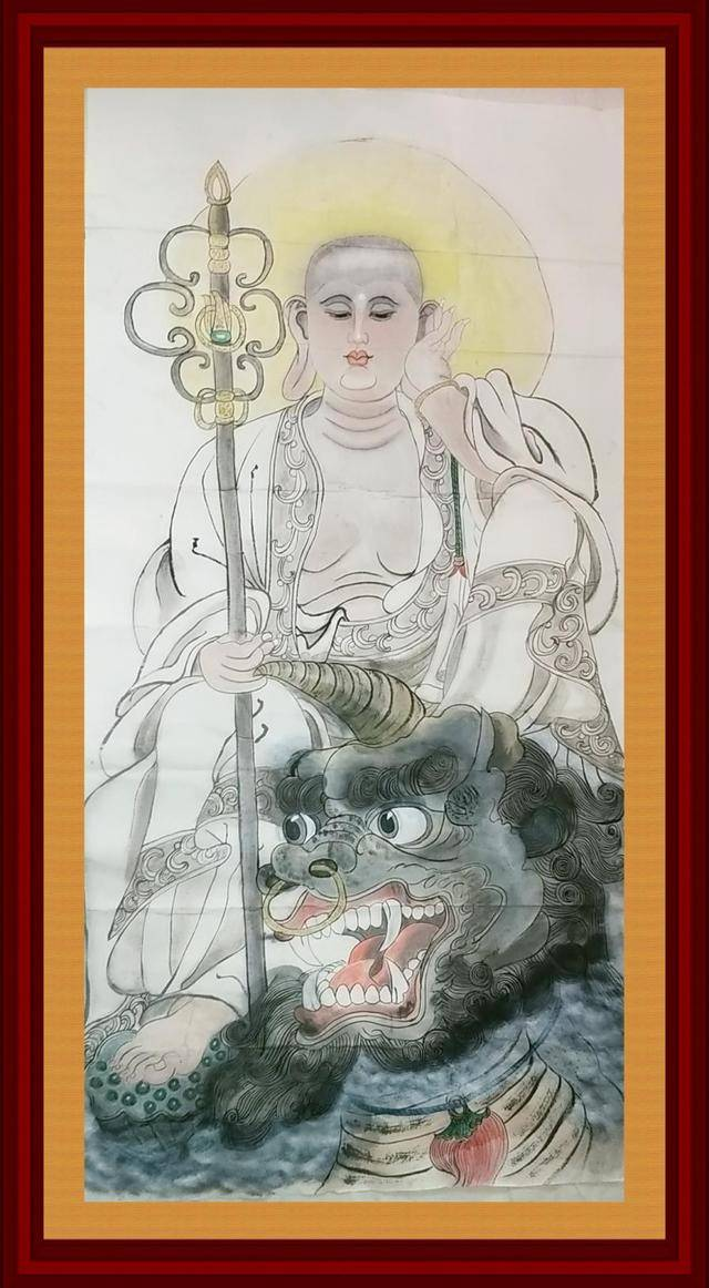 山东青年画家曹菲入选广西美协会员,获奖成知名画家插图(3)