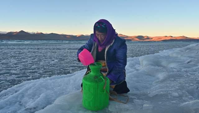 西藏5个偏远村子,藏在祖国边境和8k米雪山下,缺氧却美到极致
