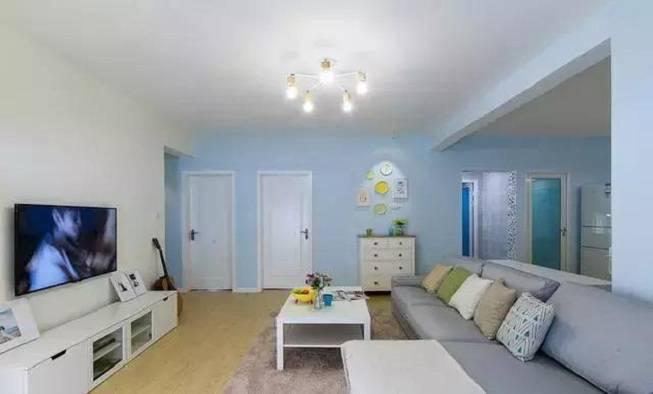 人生第一套新房,装修已完成,期待入住通风!