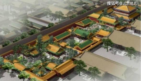 """藏在故宫深处的""""老人院"""",被誉为小紫禁城,旺季时极少有人去"""