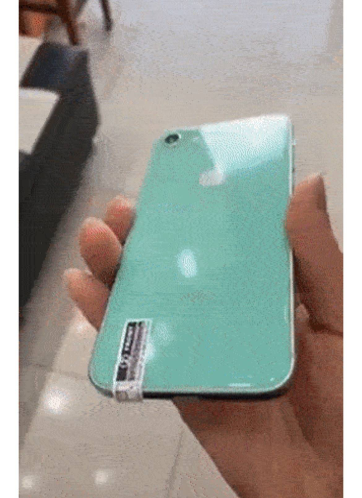 iPhone9工程机流落民间,网友,妥妥的iPhone8了