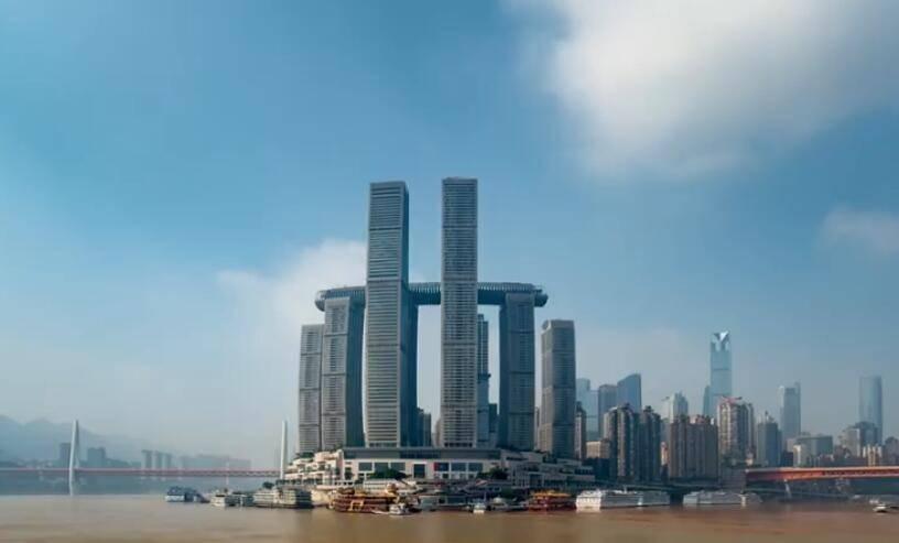 跟着肖战游重庆,《奇妙之城》同款打卡地,这个攻略值得收藏!
