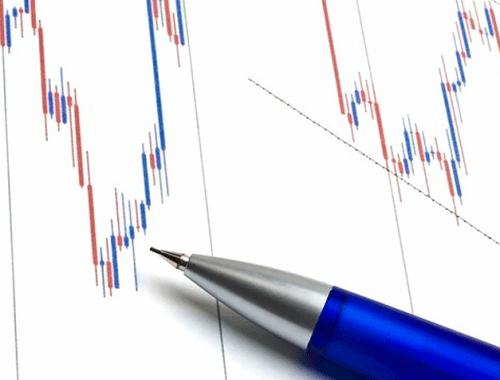 我最终决定投资股市。看行情,猜测涨跌