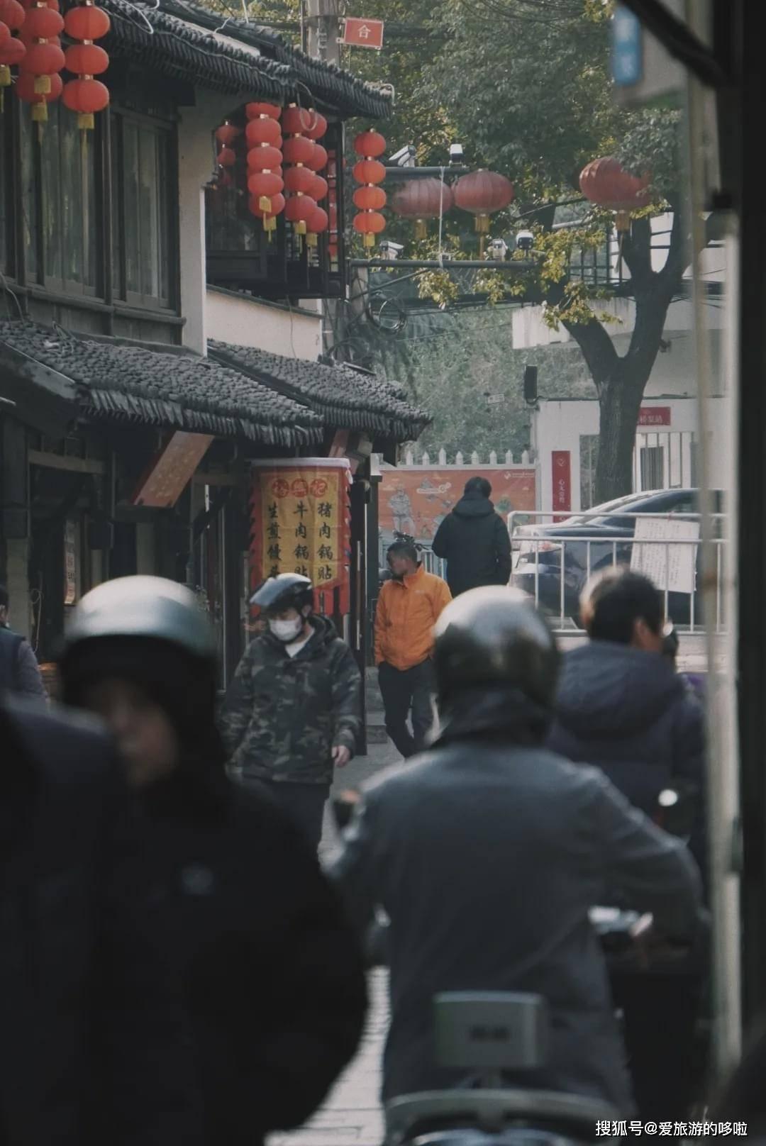 苏州老街上的香气,是最温柔的市井味道