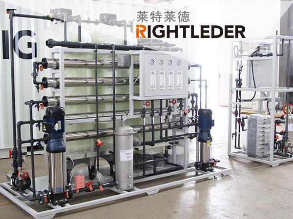 超纯水设备为印刷电路板电镀和涂装行业提供高质量的清洗水