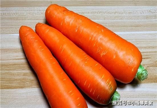 """胡萝卜和""""它""""一起煮,脸色红润了,失眠也好了,后悔晚知道"""