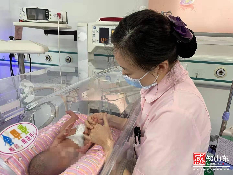 出生体重均不到3斤!德州市妇幼保健院为早产双胞胎保驾护航