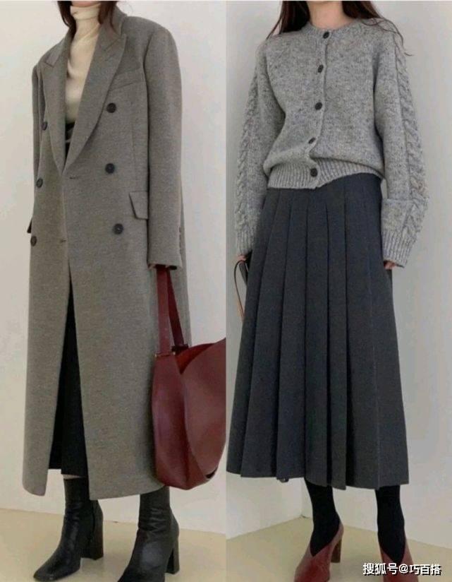 冬季想要穿出OL气质?试试这件外套,优雅百搭,还能穿出精英范儿
