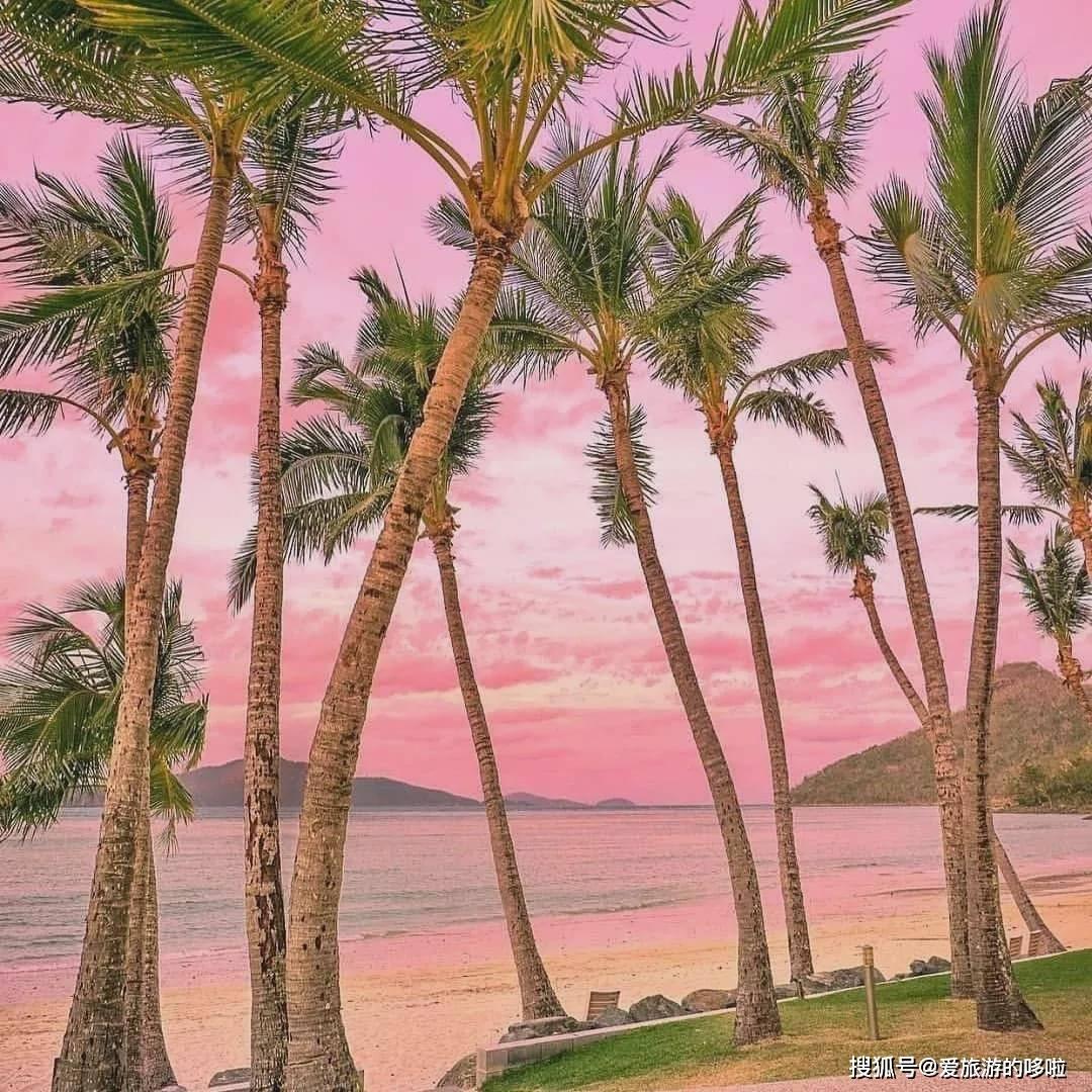 女生必去的粉红旅行地,连空气都是甜的!