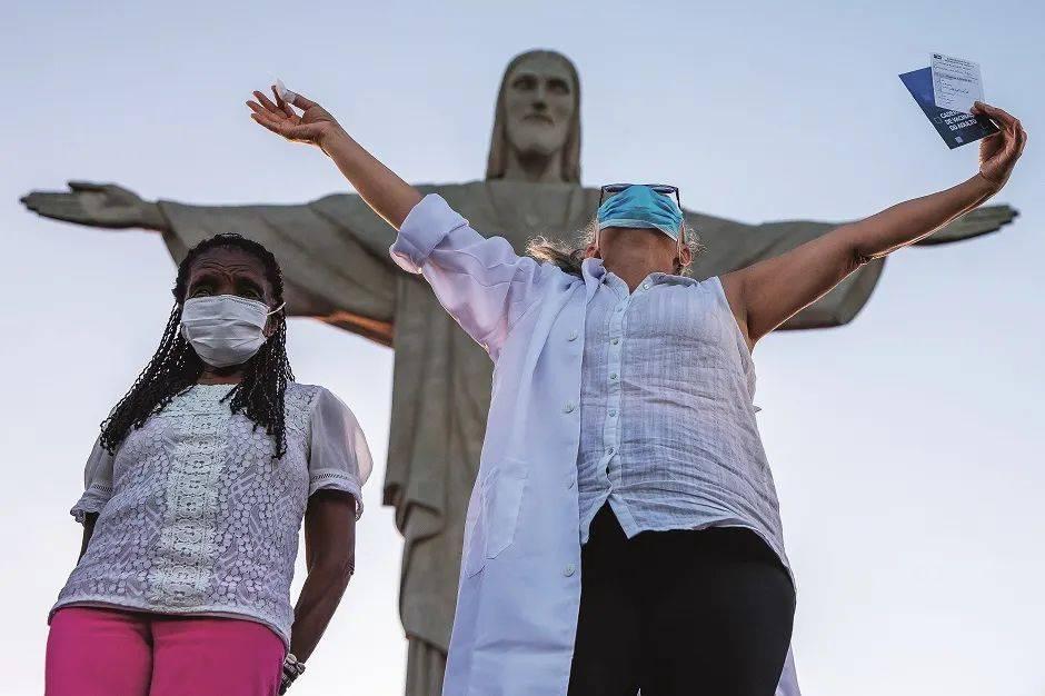 全球疫苗开打,世卫专家:2021年世界不会实现群体免疫