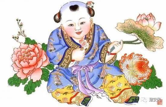 静言:杨柳青青年画长|阅读时光