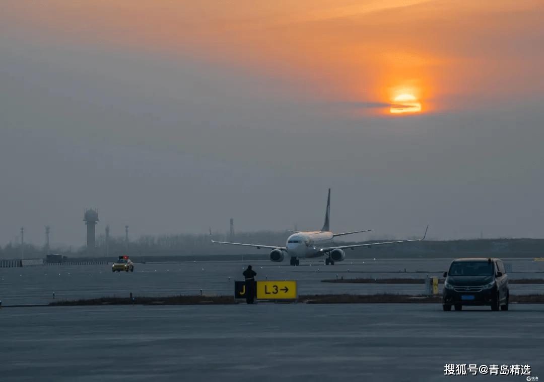 """胶东国际机场成功试飞,青岛迎来""""大机场时代""""!"""