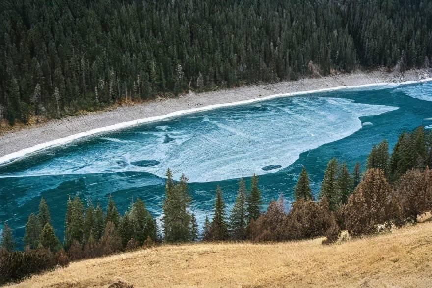 中国最美蓝冰有哪些地方 打卡川版赛贝加尔湖,盘点川西最全蓝冰打卡旅游地