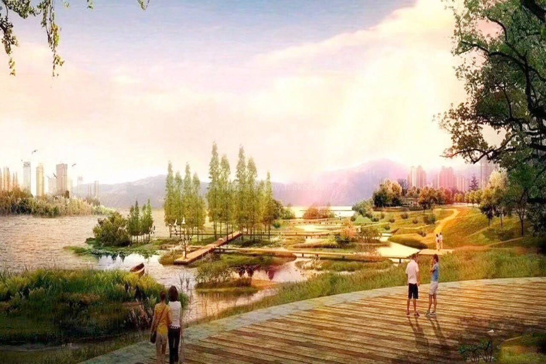 四川将添一座大型城市公园,占地约1184亩,规划工期为2年时间