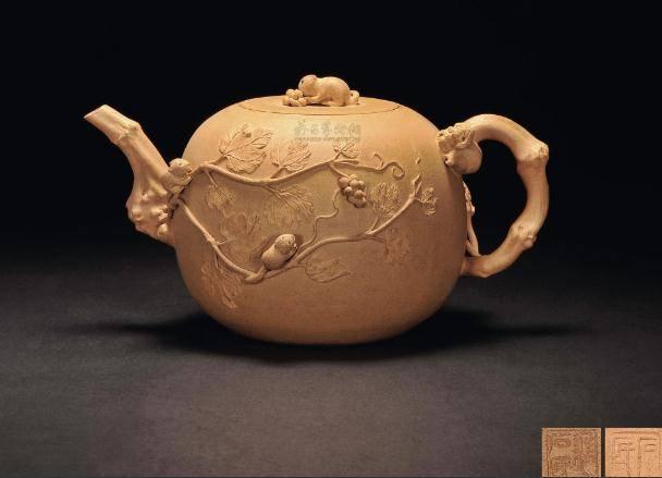 裴石民紫砂壶作品大全图片